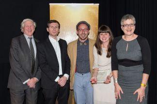 AHRC award ceremony
