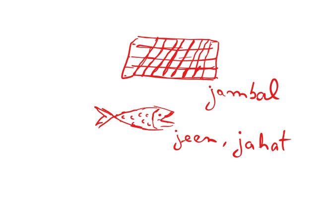 filet et poisson