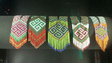 beaded neckaces